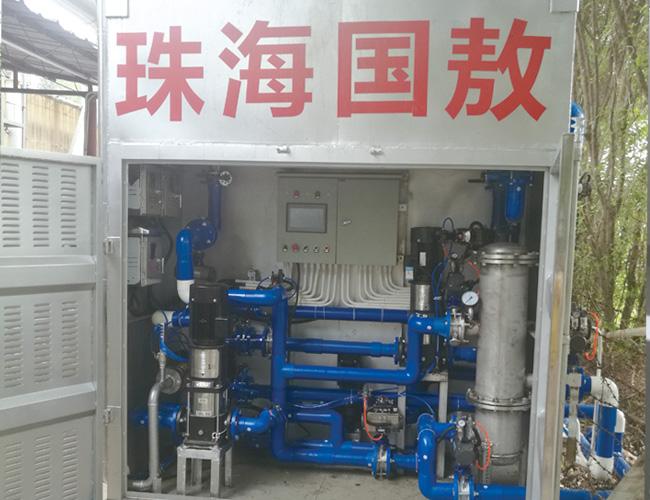 国敖一体化污水处理设备(图)