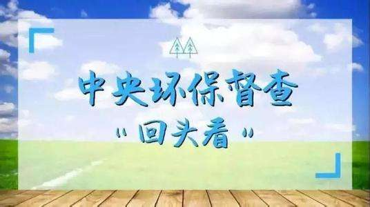 """广东省贯彻落实中央环境保护督察""""回头看""""及专项督察反馈意见整改方案"""