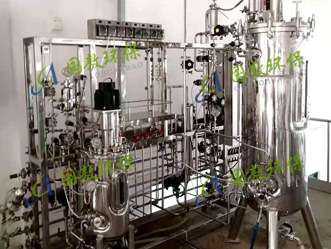 国敖生物菌剂生产车间