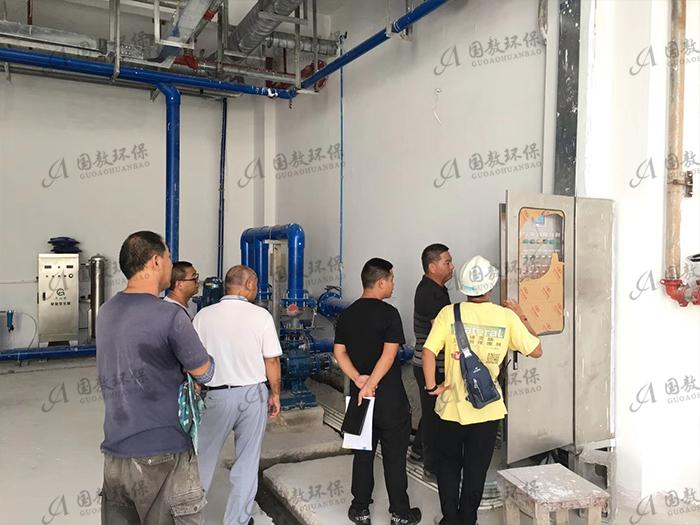 柬埔寨金水佳苑一期污水处理工程